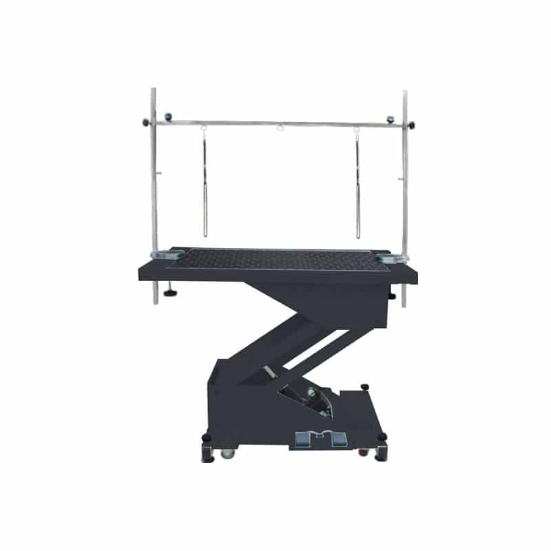black orchid soft top electric table 110cm groom