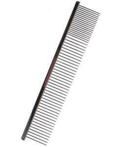 Black steel comb